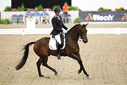 Hosmar Frank (NED) - Tiësto<br /> Alltech FEI World Equestrian Games <br /> Lexington - Kentucky 2010<br /> © Hippo Foto - Leanjo de Koster