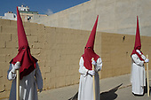 2017, Holy Week in Malaga, Andalucía, South of Spain