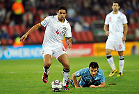 Fotball<br /> Egypt v Italia<br /> Foto: DPPI/Digitalsport<br /> NORWAY ONLY<br /> <br /> FOOTBALL - CONFEDERATIONS NATIONS CUP 2009 - GROUP B - 1ST ROUND - EGYPT v ITALY - 18/06/2009<br /> <br /> AHMED SAID (EGY)