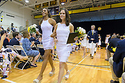at the Tatnall School's 87th commencement exercises in Greenville, De. on Saturday 9 June 2018. Photograph by Jim Graham