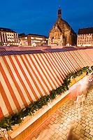 Christmas market, Nuremeberg, Germany