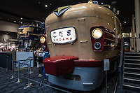 The Kyoto Railway Museum offers the opportunity to experience Japan's steps toward modernization through its railways. Facilities include academic research information, based on extensive files, books and images. The mean goal of the museum is to create a place of learning where visitors can discover and experience the history of Japanese railways for themselves. Besides several series of Shinkansen Bullet Trains, including the original built in 1964, there are train yards, steam locomotives,  gear boxes, engines and endless displays for the true train aficionado. The museum is in Umekoji Park.
