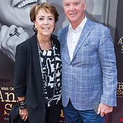 NLD/Amsterdamt/20180930 - Annie MG Schmidt viert eerste jubileum, Louis van Gaal en partner Truus