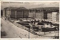 Zagreb : Mihanovićeva ulica. <br /> <br /> ImpresumZagreb : Foto-Material od t.t. Griesbach i Knaus, [1935].<br /> Materijalni opis1 razglednica : tisak ; 9 x 14 cm.<br /> NakladnikFotoveletrgovina Griesbach i Knaus (Zagreb)<br /> Mjesto izdavanjaZagreb<br /> Vrstavizualna građa • razglednice<br /> ZbirkaZbirka razglednica • Grafička zbirka NSK<br /> Formatimage/jpeg<br /> PredmetZagreb –– Ulica Antuna Mihanovića<br /> SignaturaRZG-MIH-23<br /> Obuhvat(vremenski)20. stoljeće<br /> NapomenaRazglednica je putovala 1935. godine.<br /> PravaJavno dobro<br /> Identifikatori000955217<br /> NBN.HRNBN: urn:nbn:hr:238:924883 <br />  <br />  <br /> <br /> Izvor: Digitalne zbirke Nacionalne i sveučilišne knjižnice u Zagrebu
