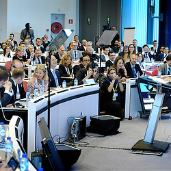 20150610- Brussels - Belgium - 10 June 2015 - EU-CELAC , Business Summit 2015- Mr. Rafael Correa, President of Ecuador (CELAC Pro-Tempore Chair) © EU/UE