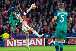 08-05-2019 NED: Semi Final Champions League AFC Ajax - Tottenham Hotspur, Amsterdam<br /> After a dramatic ending, Ajax has not been able to reach the final of the Champions League. In the final second Tottenham Hotspur scored 3-2 / Matthijs de Ligt #4 of Ajax, Danny Rose #3 of Tottenham Hotspur