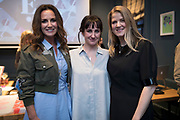NO FEE PICTURES<br /> 12/4/18 Jenny Huston and Leah Hewson with Lorraine Keane at the launch of their jewellery and fine art collaboration, Edge Only x Leah Hewson at The Dean Dublin. Arthur Carron