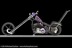 Jonny Flattop 2001 Buell M2