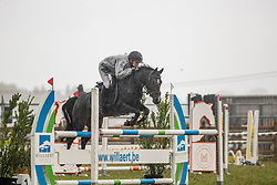 De Cock Lio, BEL, Quelle Dame vd Vogelzang<br /> Nationaal Tornooi LRV Ponies<br /> Zonnebeke 2019<br /> © Hippo Foto - Dirk Caremans<br />  29/09/2019