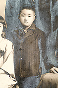 young boy Japan 1932