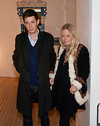 JAMES ROTHSCHILD; ASTRID HARBORD, The Volunteer, A fundraiser for a school project in Uganda. The Henry Von Straubenzee Memorial Fund, <br /> Few And Far, 242 Brompton Road, London SW3, 11 February 2010.
