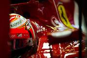 April 17, 2014 - Shanghai, China. UBS Chinese Formula One Grand Prix. Kimi Raikkonen (FIN), Ferrari