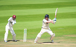 Sam Robson of Middlesex in action.  - Mandatory by-line: Alex Davidson/JMP - 13/07/2016 - CRICKET - Cooper Associates County Ground - Taunton, United Kingdom - Somerset v Middlesex - Day 4 - Specsavers County Championship Division One