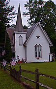 Northcentral Pennsylvania, Waterville church, Lycoming Co., PA