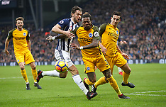 West Bromwich Albion v Brighton and Hove Albion - 13 January 2018
