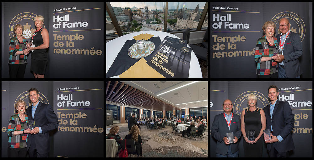 OTTAWA - JUNE 07: Volleyball Canada Hall of Fame induction at the Westin Hotel in Ottawa, ON., Canada.<br /> <br /> June 7, 2018<br /> <br /> PHOTO'S: Steve Kingsman / Freestyle Photography for Volleyball Canada