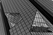 Paris 15th. Crystal tower in front de Seine