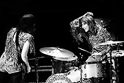 Deap Vally at Cleveland House of Blues concert photography by Cleveland music photographer Mara Robinson Photography