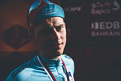 Winner Matej Mohoric of Bahrain Victorious after the Slovenian National Road Cycling Championships 2021, on June 20, 2021 in Koper / Capodistria, Slovenia. Photo by Vid Ponikvar / Sportida
