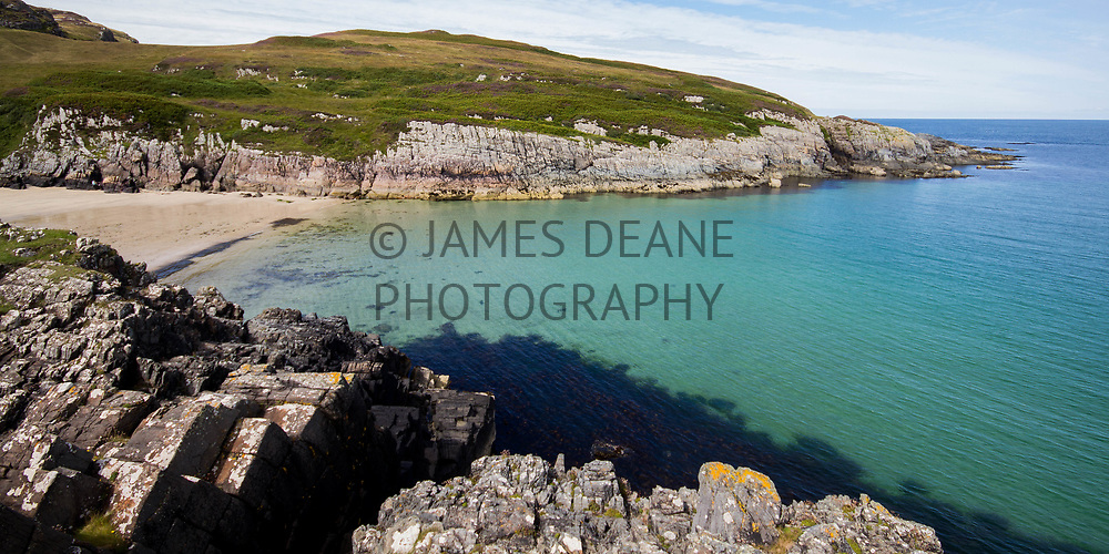 Just along the coast from from Sanaigmore is this idyllic secret beach