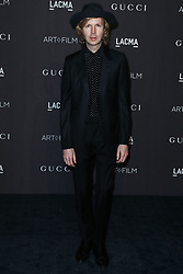 LOS ANGELES, CA, USA - NOVEMBER 03: 2018 LACMA Art + Film Gala held at the Los Angeles County Museum of Art on November 3, 2018 in Los Angeles, California, United States. 03 Nov 2018 Pictured: Beck, Beck Hansen. Photo credit: Xavier Collin/Image Press Agency/MEGA TheMegaAgency.com +1 888 505 6342