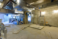Central High School Bridgeport CT Expansion & Renovate as New. State of CT Project # 015-0174. One of 80 Photographs of Progress Submission 20, 29 September 2016