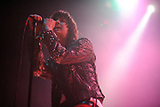 Photos of Julian Casablancas performing at the Pageant in St. Louis on April 26, 2010. © Todd Owyoung