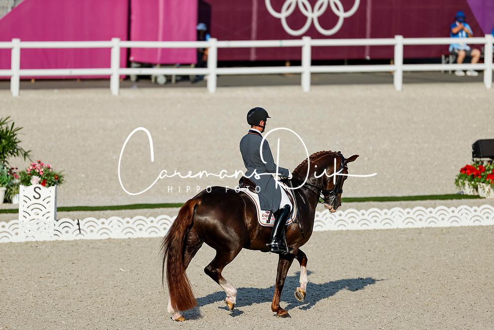 Jurado Lopez Severo, ESP, Fendi T, 126<br /> Olympic Games Tokyo 2021<br /> © Hippo Foto - Stefan Lafrentz<br /> 25/07/2021