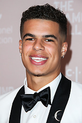 MANHATTAN, NEW YORK CITY, NY, USA - SEPTEMBER 13: Rihanna's 4th Annual Diamond Ball Benefitting The Clara Lionel Foundation held at Cipriani Wall Street on September 13, 2018 in Manhattan, New York City, New York, United States. 13 Sep 2018 Pictured: Michael Porter Jr. Photo credit: Image Press Agency/MEGA TheMegaAgency.com +1 888 505 6342