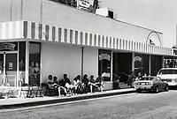 1987 Hollywood Fantasy Tours building on Hillcrest Ave. in Hollywood