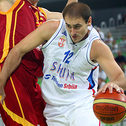 20110807: SLO, Basketball - Adecco Cup, Serbia vs F.Y.R. of Macedonia