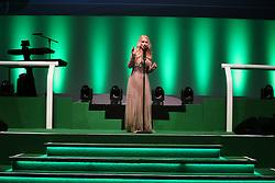 Anya Sei performing ahead of the awards