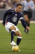 10 February 2006: Landon Donovan of the United States. The United States Men's National Team defeated Japan 3-2 at SBC Park in San Francisco, California in an International Friendly soccer match.