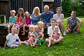 Jen's family
