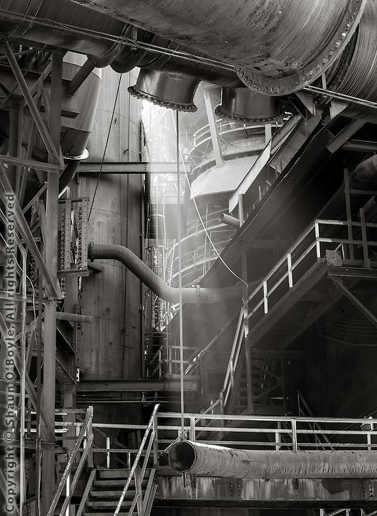 Blast Furnace Detail, Bethlehem Steel Mill, Bethlehem, PA