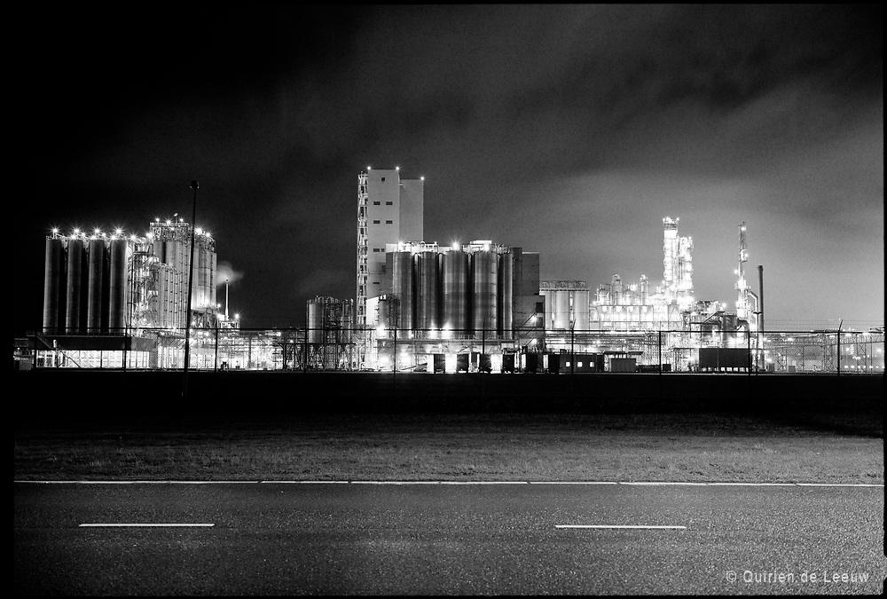 Olie raffinaderij, Europoort