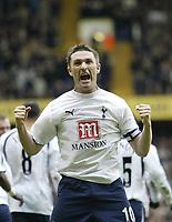 Photo: Marc Atkins.<br /> Tottenham Hotspur v Bolton Wanderers. The Barclays Premiership. 25/02/2007.