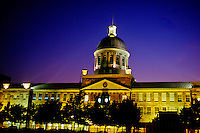 Bonsecours Market, Old Montreal, Montreal, Quebec, Canada
