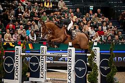Auffarth Sandra, GER, Nupafeed's La Vista<br /> Leipzig - Partner Pferd 2019<br /> © Hippo Foto - Stefan Lafrentz