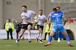 May 20, 2017 - Toronto, Ontario, Canada - BLAKE WALLACE (6) in action during the Rugby League game between  game between Toronto Wolfpack and Barrow Raiders (Credit Image: © Angel Marchini via ZUMA Wire)