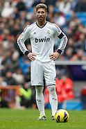 Real Madrid v Getafe 27.01.13