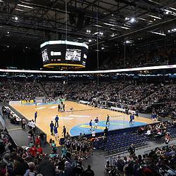 Hamburg, 26.12.16, Sport, Handball, Weltrekordspiel, 3. Liga Nord, Saison 2016/2017, Handball Sport Verein Hamburg - DHK Flensborg :  Halle <br /> <br /> Foto © PIX-Sportfotos *** Foto ist honorarpflichtig! *** Auf Anfrage in hoeherer Qualitaet/Aufloesung. Belegexemplar erbeten. Veroeffentlichung ausschliesslich fuer journalistisch-publizistische Zwecke. For editorial use only.