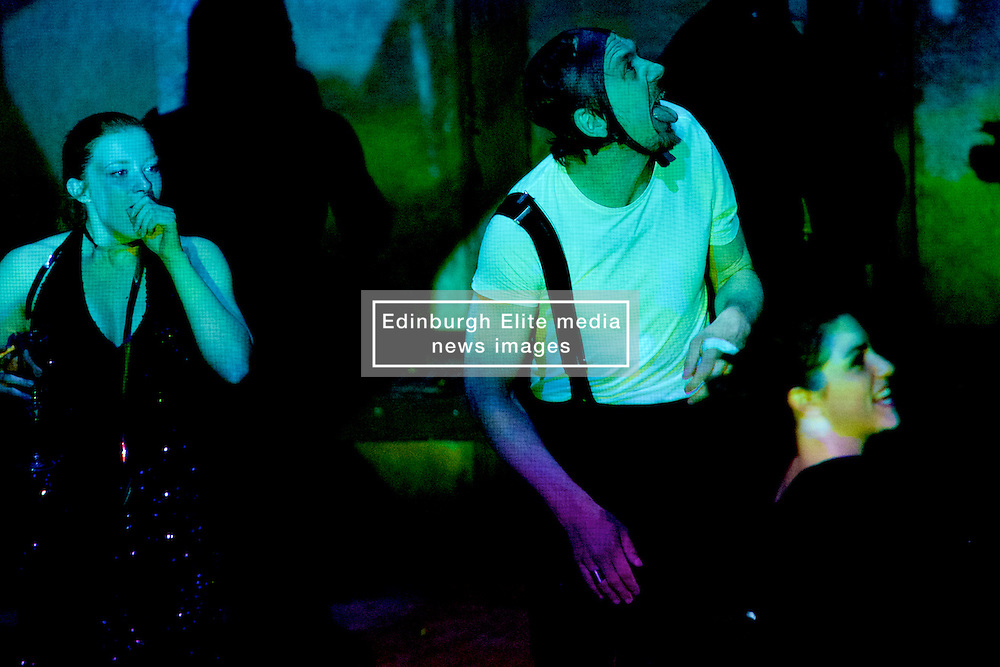 Deeply influential theatre maker Thomas Ostermeier returns to the Edinburgh International Festival with a raw, gritty reimagining of Shakespeare's unflinching study of evil, in a compelling and critically acclaimed production from Berlin's Schaubühne Theatre. 24th August 2016, (c) Brian Anderson   Edinburgh Elite media