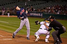 20110503 - Cleveland Indians at Oakland Athletics (MLB Baseball)