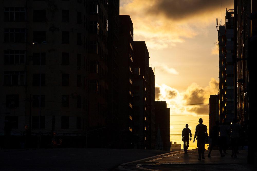 Recife_PB, Brasil.<br /> <br /> A rua da Aurora e um importante logradouro da cidade brasileira do Recife, capital de Pernambuco.<br /> <br /> Aurora street is a very important street in Recife, Pernambuco.<br /> <br /> Foto: RODRIGO LIMA / NITRO
