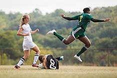 Community College of Morris Women's Soccer vs Essex County College - 20 September 2014