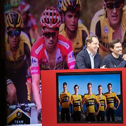 10-12-2019: Wielrennen: Teampresentatie Jumbo Visma: Amsterdam<br />Merijn Zeeman, Tom Dumoulin
