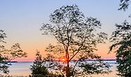 Sunrise, Sag Harbor Bay,, Sag Harbor, NY