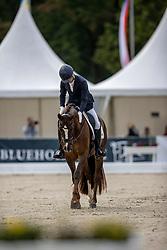 Benitez Sanchez Francisco, ESP, Lord Platinum<br /> World Championship Young Horses Verden 2021<br /> © Hippo Foto - Dirk Caremans<br /> 26/08/2021