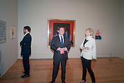ED VAIZEY; ERICA BOLTON, Picasso and Modern British Art, Tate Gallery. Millbank. 13 February 2012